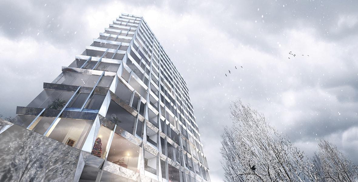 Трехкомнатные квартиры в ЖК PHILADELPHIA Concept House для эстетов и ценителей комфорта